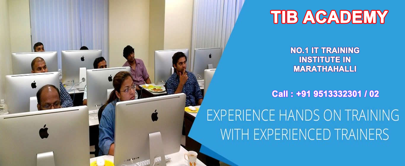 IT Training institute in marathahalli bangalore